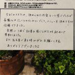 今年の夏は名古屋観光のついでに立ち寄られるお客様が増えました!