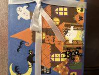 かわいいハロウィンのプレゼント?